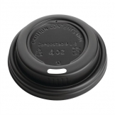 Fiesta Green Compostable Espresso Cup Lids 113ml / 4oz (Pack of 50)