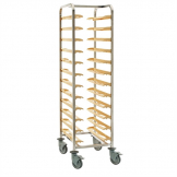 Bourgeat Self Clearing Trolley Single