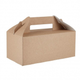 Colpac Recyclable Kraft Gable Boxes Small (Pack of 125)