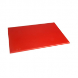 Hygiplas Anti Microbial High Density Red Chopping Board