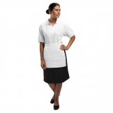 Whites Waitress Apron
