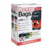 Numatic Henry Replacement Dust Bags (Pack of 10)