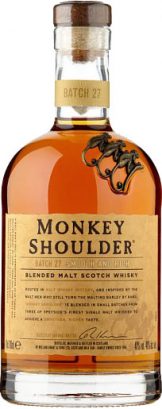 Image of Monkey Shoulder