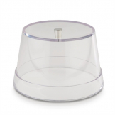 APS+ Bakery Tray Cover Clear 185mm