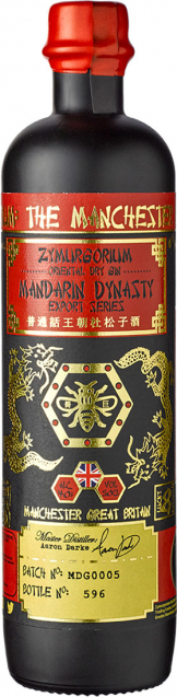 Zymurgorium - Mandarin Dynasty Gin (50cl Bottle)