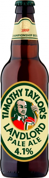 Timothy Taylor - Landlord Ale (8x 500ml Bottles)