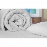 Essentials Hollo Duvet 12 Tog Single (50/50 Polycotton)