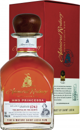Admiral Rodney - HMS Princessa (70cl Bottle)