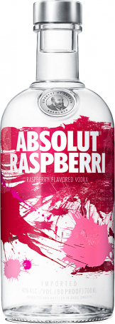 Image of Absolut - Raspberri (Raspberry)