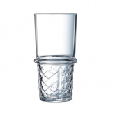 Arcoroc New York Hiball Glasses 400ml (Pack of 6)