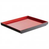 APS Asia+  Red Tray GN 1/2