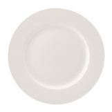 Utopia Pure White Wide Rim Plates 290mm (Pack of 18)