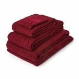 Essentials Nova Hand Towel Wine (500g)