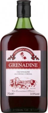 Image of Phillips - Grenadine Cordial