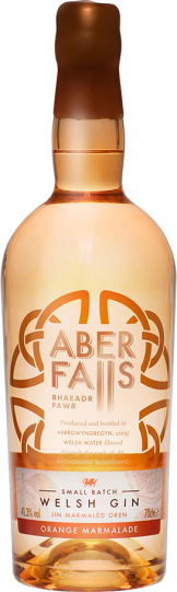 Aber Falls - Orange Marmalade Gin (70cl Bottle)