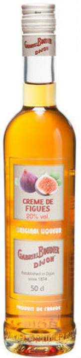 Gabriel Boudier - 'Bartender Range' Creme de Figues (Fig) (50cl Bottle)