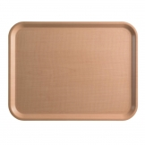 Cambro Mykonos Laminate Canteen Tray Birch 380mm