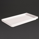 APS Asia+  White Tray GN 1/3