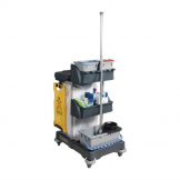 Numatic Janitorial Cart