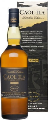 Caol Ila - Distillers Edition 2003 (70cl Bottle)