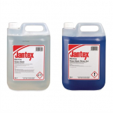 Jantex Glasswasher Detergent and Rinse Aid Concentrate 5Ltr (2 Pack)