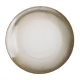 Olympia Birch Taupe Coupe Plates 205mm (Pack of 6)