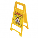 Scot Young SYR Safe Guard Non-Tip Wet Floor Safety Sign