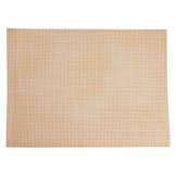 APS PVC Placemat Beige (Pack of 6)