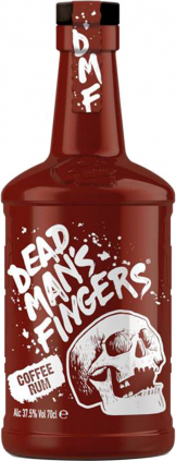 Dead Mans Fingers - Coffee Rum (70cl Bottle)