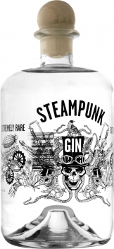 SteamPunk - Gin (70cl Bottle)