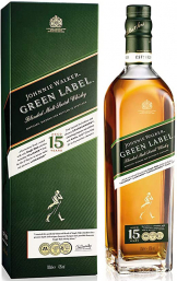 Image of Johnnie Walker - Green Label 15 Year Old