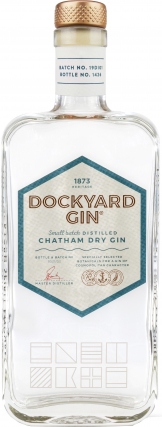 Dockyard - Chatham Dry Gin (50cl Bottle)
