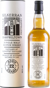 Kilkerran - 12 Year Old (70cl Bottle)