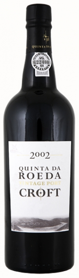 Image of Croft - Quinta da Roeda 2002