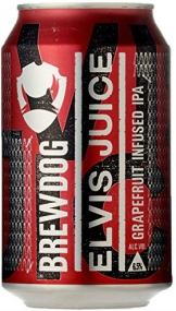 Brewdog - Elvis Juice (24x 330ml Cans)