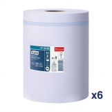 Tork Reflex Centrefeed Wiping Paper 1-Ply 269m (Pack of 6)