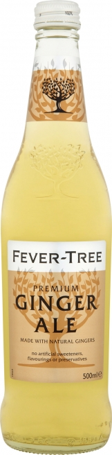 Image of Fever Tree - Ginger Ale