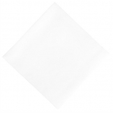 Duni Compostable Dinner Napkins White 400mm (Pack of 720)