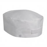 Chef Works Double Rimmed Beanie White
