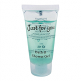 Just for You Bath and Shower Gel 20ml Tubes (100 pcs)