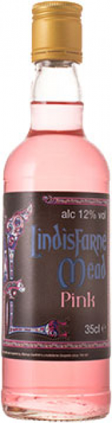 Lindisfarne - Pink Mead (35cl Bottle)