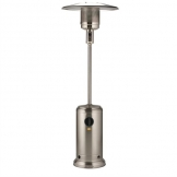 Lifestyle Edelweiss Stainless Steel Patio Heater 13kW