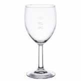 Arcoroc Savoie Grand Vin Wine Glasses 350ml CE Marked at 125ml 175ml and 250ml