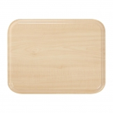 Cambro Capri Laminate Canteen Tray Birch 430mm
