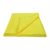 EcoTech Microfibre Cloths Yellow (Pack of 10)