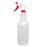 Jantex Colour Coded Spray Bottles Red 750ml