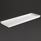 APS Asia+  White Tray GN 2/4