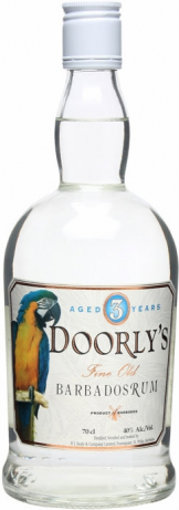 Image of Doorlys - White 3 Year Old