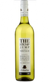 d'Arenberg - The Stump Jump White Blend 2017 (75cl Bottle)