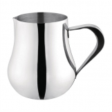 Olympia Arabian Milk Jug Stainless Steel 370ml